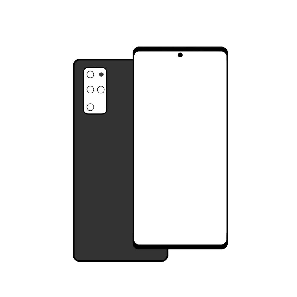 Föreningsskalet Samsung Galaxy s20